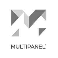 Multipanel Showers